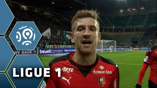 Video Gol Pertandingan St. Etienne vs Stade Rennes