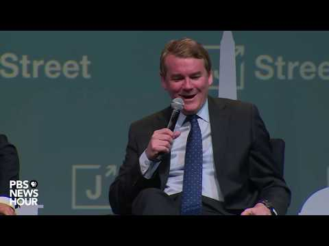 WATCH: 2020 Candidate Michael Bennet Discusses U.S.-Israel Relationship At J Street Forum
