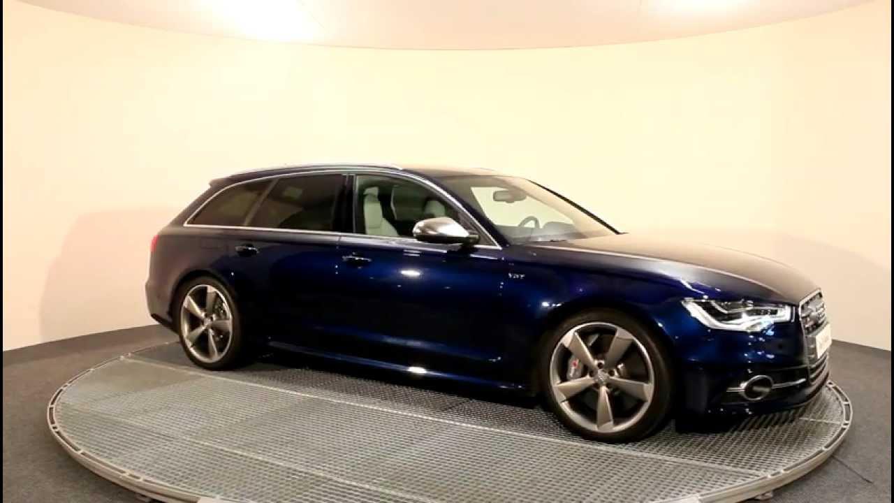 Audi S6 Avant 4 0 Tfsi Quattro 309 Kw S Tronic Youtube