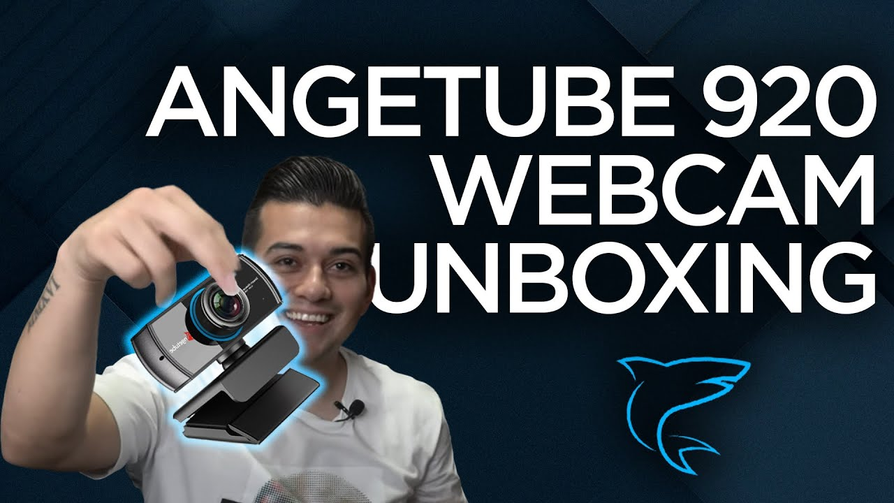 Angetube 920 Webcam Review - A Small Blessing