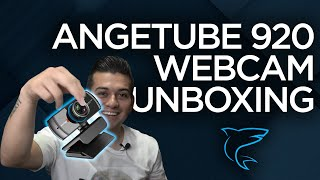 1080p Angetube 920 Webcam Review - A Small Blessing
