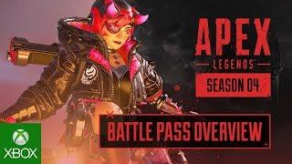 Apex Legends Season 4 – Assimilation Battle Pass Overview Trailer
