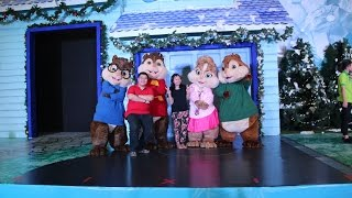 "Full show Alvin and The Chipmunks ""The Road Chip"" @Supermall Pakuwon Indah"