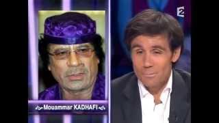 David Pujadas - On n'est pas couché 2 février 2008 #ONPC