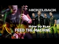 How to Play Feed the Machine by Nickelback download for free at mp3prince.com