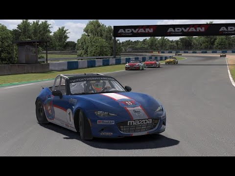 Repeat Virtual Racing School (VRS) || Setups, telemetrias y