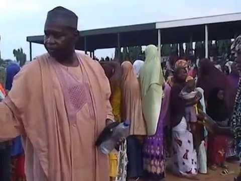 Mallam Goni Danbaiwa at Abuja Bwari