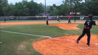 4-28-14 Gavin Morvant Out of the Park Home Run
