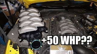 2018 Mustang Intake Manifold BEST Manifold To Buy For a 15-17??