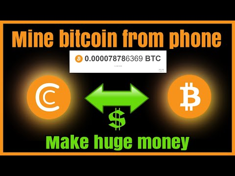 Mine bitcoin in your smartphone for free l Crypto tab browser mining app l bitcoin miner l Mine BTC