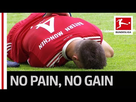 No Pain No Gain for Bayern's Süle