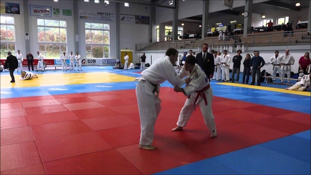 Bezirksliga am 4. Okt. 2015 gegen Judoschule Roman Baur