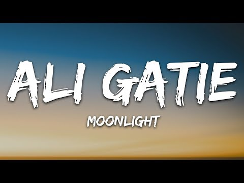 Ali Gatie - Moonlight (Lyrics)