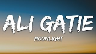 Ali Gatie - Moonlight (Lyrics)
