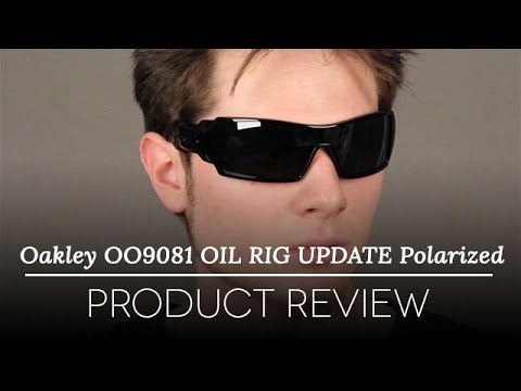 Oakley Oil Rig Polarized Sunglasses