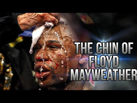 The Chin Of Floyd Mayweather JR.