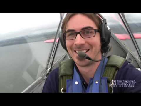 Aero-TV: Best Seat In The House - 'Inside' The AeroShell Aerobatic Team