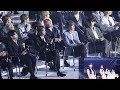 190424 BTS Reaction to IDOL VCR (방탄소년단 전출연진 소개 반응) 4K 직캠 by 비몽 Mp3