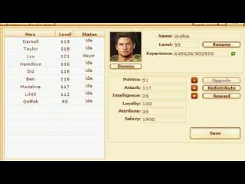Evony OverZr - Upgrading Heroes Pt. 2