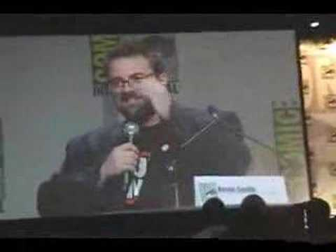 Kevin smith rips heckler appart
