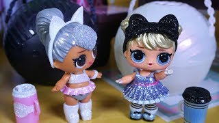 LOL SURPRISE DOLLS Glam Glitter Dolls!