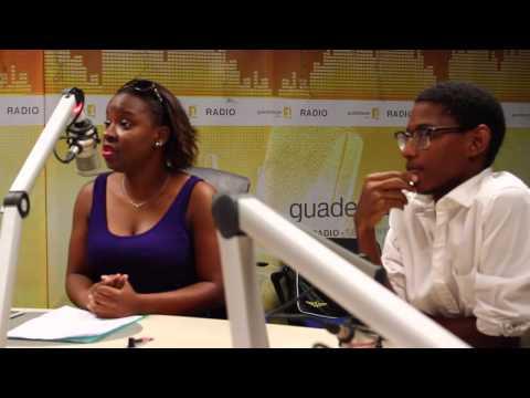 ITW radio Guadeloupe Premiere suite à l'agression du 23 Mars 2016