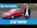 Audi A4 Avant 2017 Review | Mat Watson Reviews video