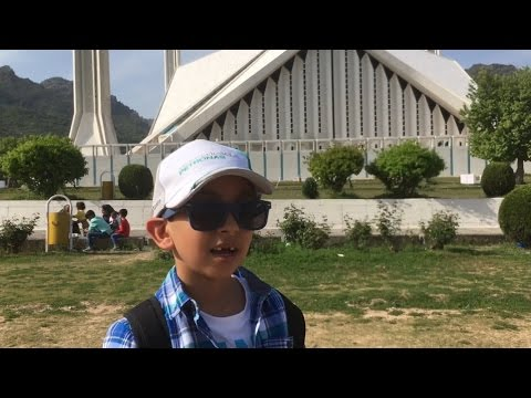 Faisal Mosque Islamabad - Pakistan Holiday