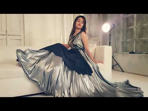 BEHIND THE SCENES Photoshoot Anarkali Indian wear