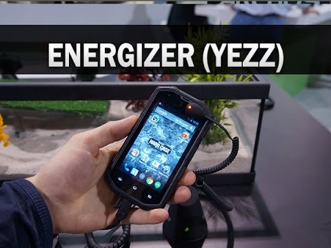 smartphones energizer par yezz ces 2015 par test. Black Bedroom Furniture Sets. Home Design Ideas