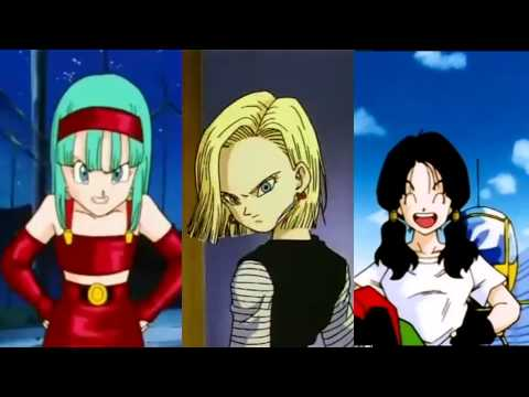 Dragon Ball Z/GT: Bulla, Android 18, and Videl - Oh No from YouTube · Duration:  2 minutes 27 seconds