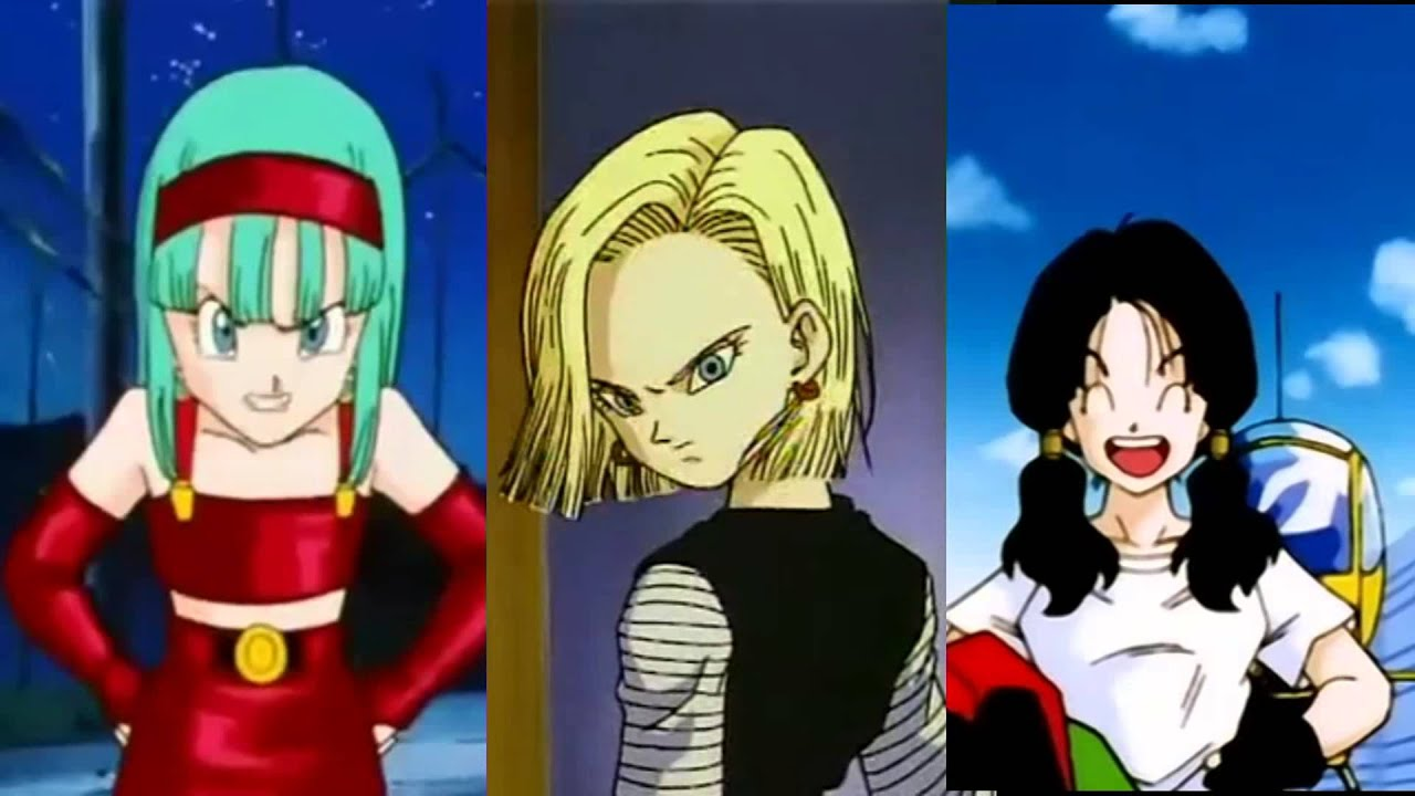 Nude dragon girls z videl ball