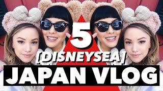 JAPAN VLOG | Part 5 - Tokyo Disneysea | soothingsista