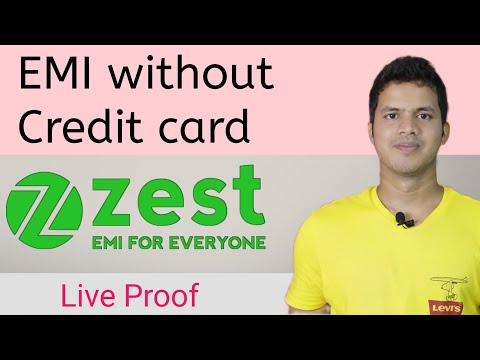 Zest Money EMI  || EMI Without Credit Card  || Zest Money Account Create and  KYC Full Details 2021
