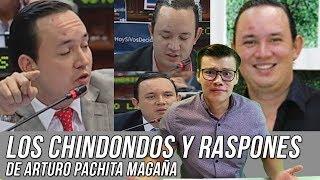 El desmadre de ARENA y los chindondos de Arturo Pachita Magaña - SOY JOSE YOUTUBER