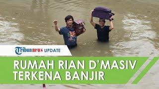 Jakarta Tergenang Banjir, Rian D'Masiv: Kulkas Aku Hanyut Terseret