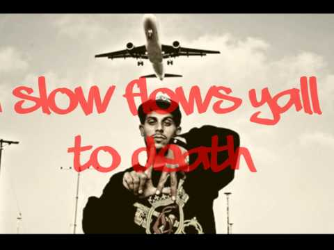 Evidence - Mr Slow Flow (Lyrics)