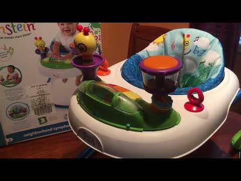 d13589e5d561 Baby Einstein Neighborhood Symphony Activity Jumper