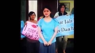 DEWI PERSIK - HALALIN AKU Lagu baru 2016 - Gemilang Road Show 2016