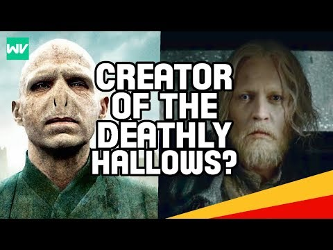 Who REALLY Created The Deathly Hallows? | Harry Potter Theory