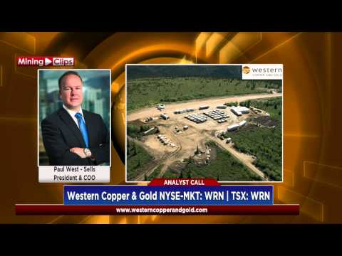 WRN – Developing Canada's Premier Copper-Gold Mine: Western Copper & Gold Corp...