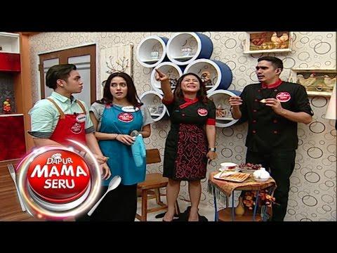 Dapur Mama Seru - Ep 84 - Fairuz A Rafiq & Mama Vera vs Randa Septian & Mama Lina