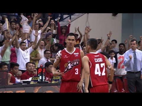 Baguio forces OT! | Philippine Cup 2015-2016