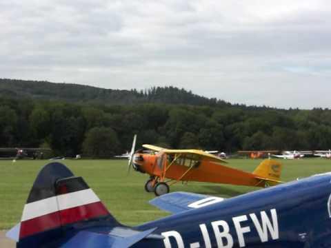Curtiss Robin J-1 / Hahnweide 2009
