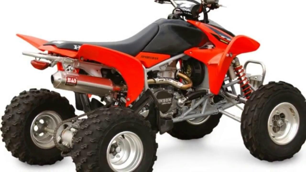 Honda Trx450r Upgrades