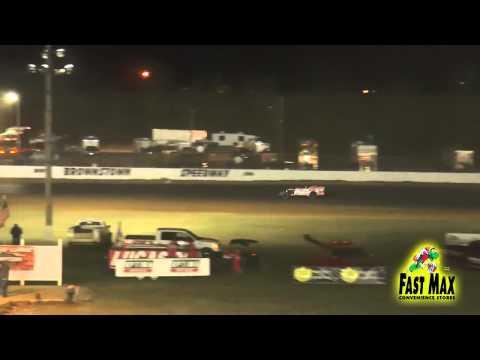 Brownstown Speedway - 03 22 2014