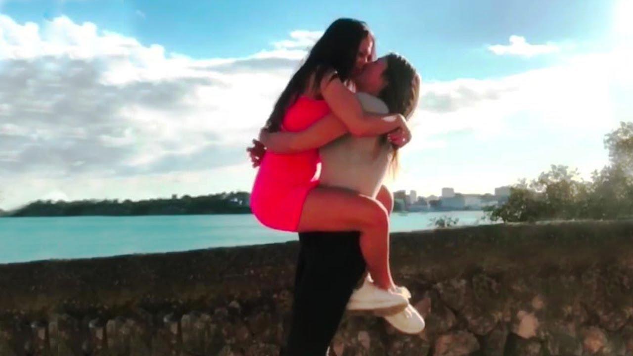 Lesbian Couples Cute Moments #57 Crush me like a grape PLEASE?