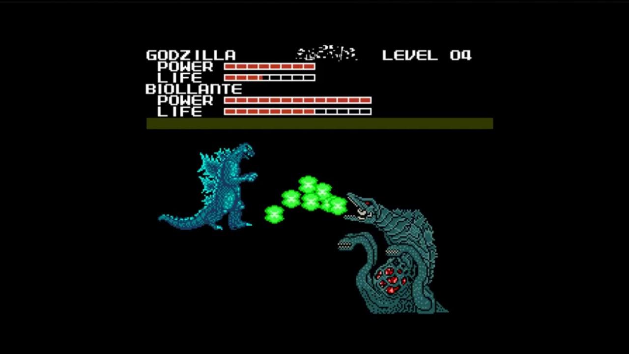 Nes Godzilla Creepypasta Chapter 2 Youtube