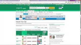 Car Insurance   Comparison Chart Websites