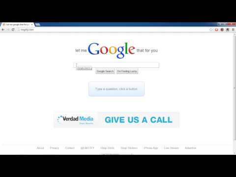 How to Share Google Search Results